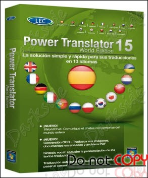Power Translator World Premium 15 v3.1r9 (Multi/Español - Full)