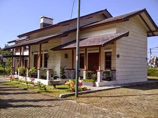 Villa Jason istana bunga Lembang