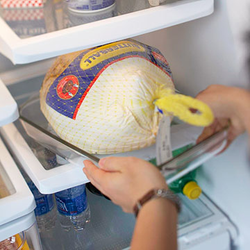 How Long Does a Thawed Turkey Last? | Reference.com