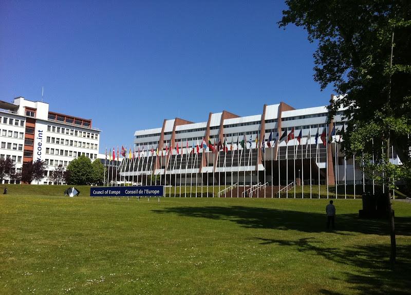 Совет Европы. Страсбург