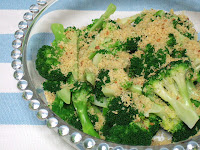 Brócolis Crocante (vegana)
