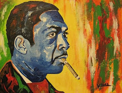 John Coltrane (Sold)