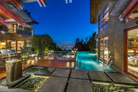DJ Calvin Harris' Hollywood Hills House