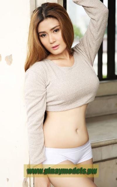 Karen Punzalan- FHM Babe  PHoto