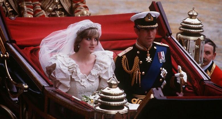 Penampakan Putri Diana di Gereja Glasgow Hebohkan Dunia