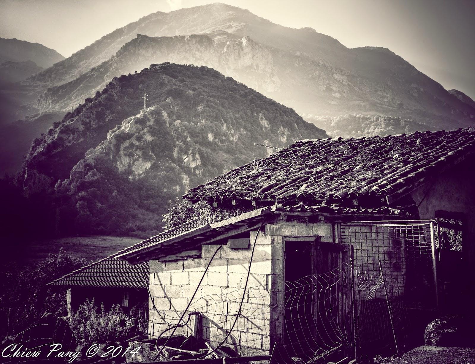 Los Picos de Europa, Asturias