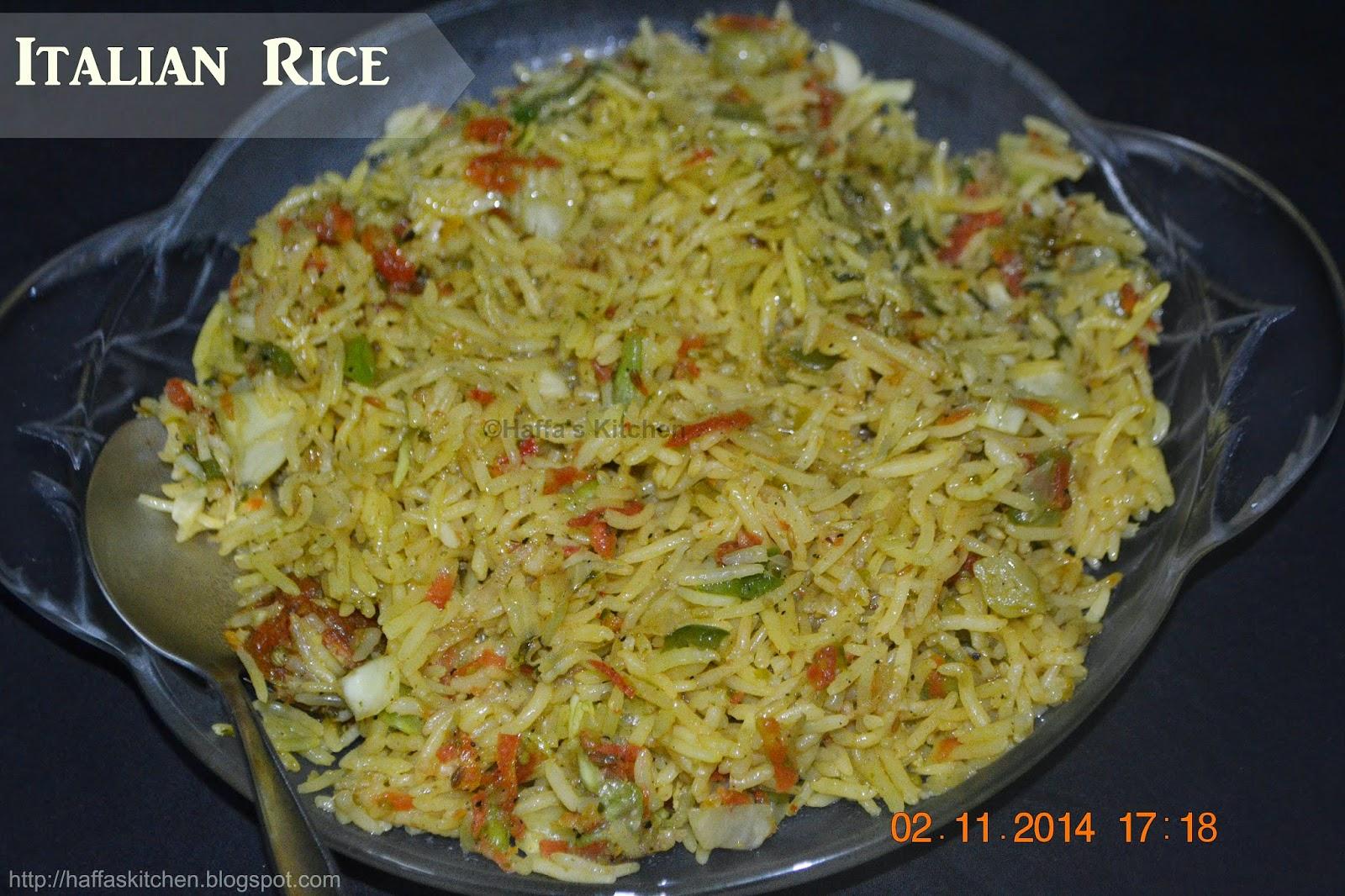 Rice variety, Palao, Italian palao, italian rice