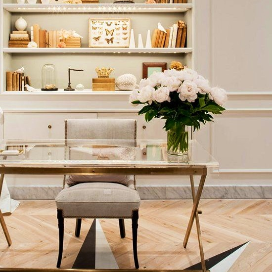 Home Office Inspiration a touch of southern grace : home office inspiration