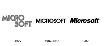 microsofts timeline from 1975  1990  History of computing