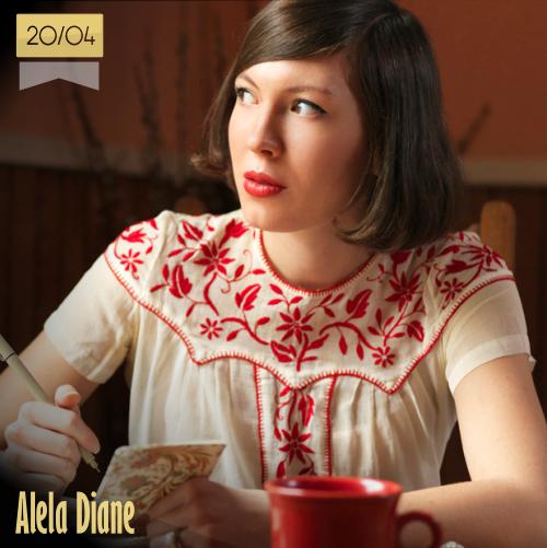 20 de abril | Alela Diane - @aleladianemusic | Info + vídeos