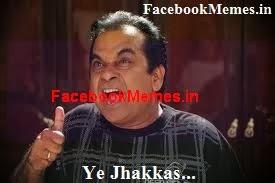 Funny Meme Facebook Comments : Jhakkas brahamnandan happy memes rajnikant vs. cid jokes funny