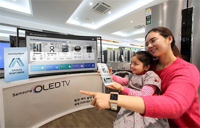 Samsung Perkenalkan Smart Home