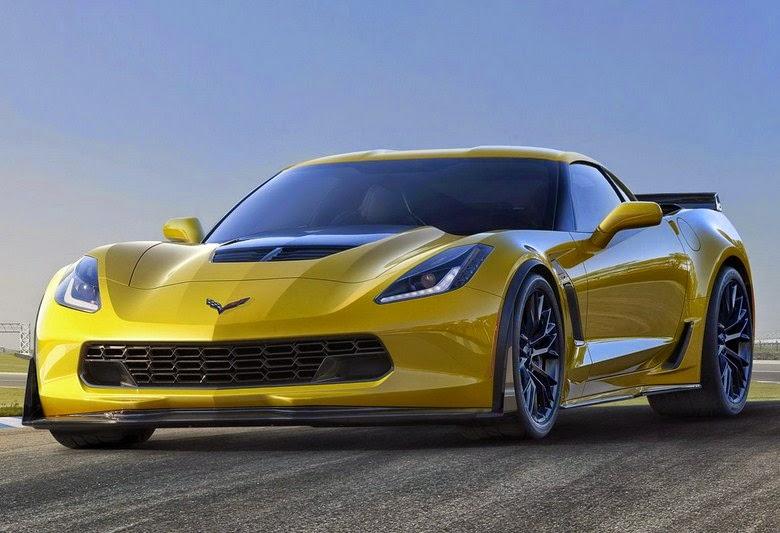 2015 Chevrolet Corvette Release Date