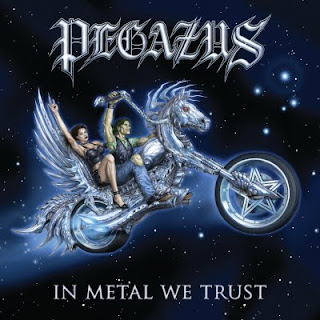 New album releas (Review+Download) Pegazus - In Metal We Trust 2011