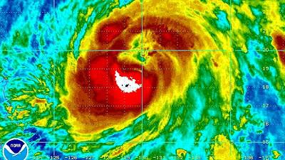 Alerta naranja en China ante llegada del tifón Fitow, 05 de Octubre 2013