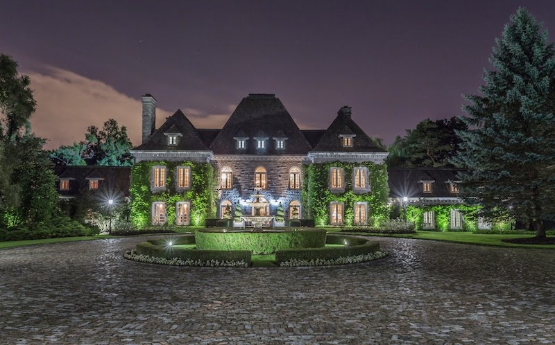 Passion For Luxury French Ch Teau Style Mansion In