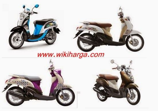 Harga Motor Yamaha Mio Fino terbaru 2015