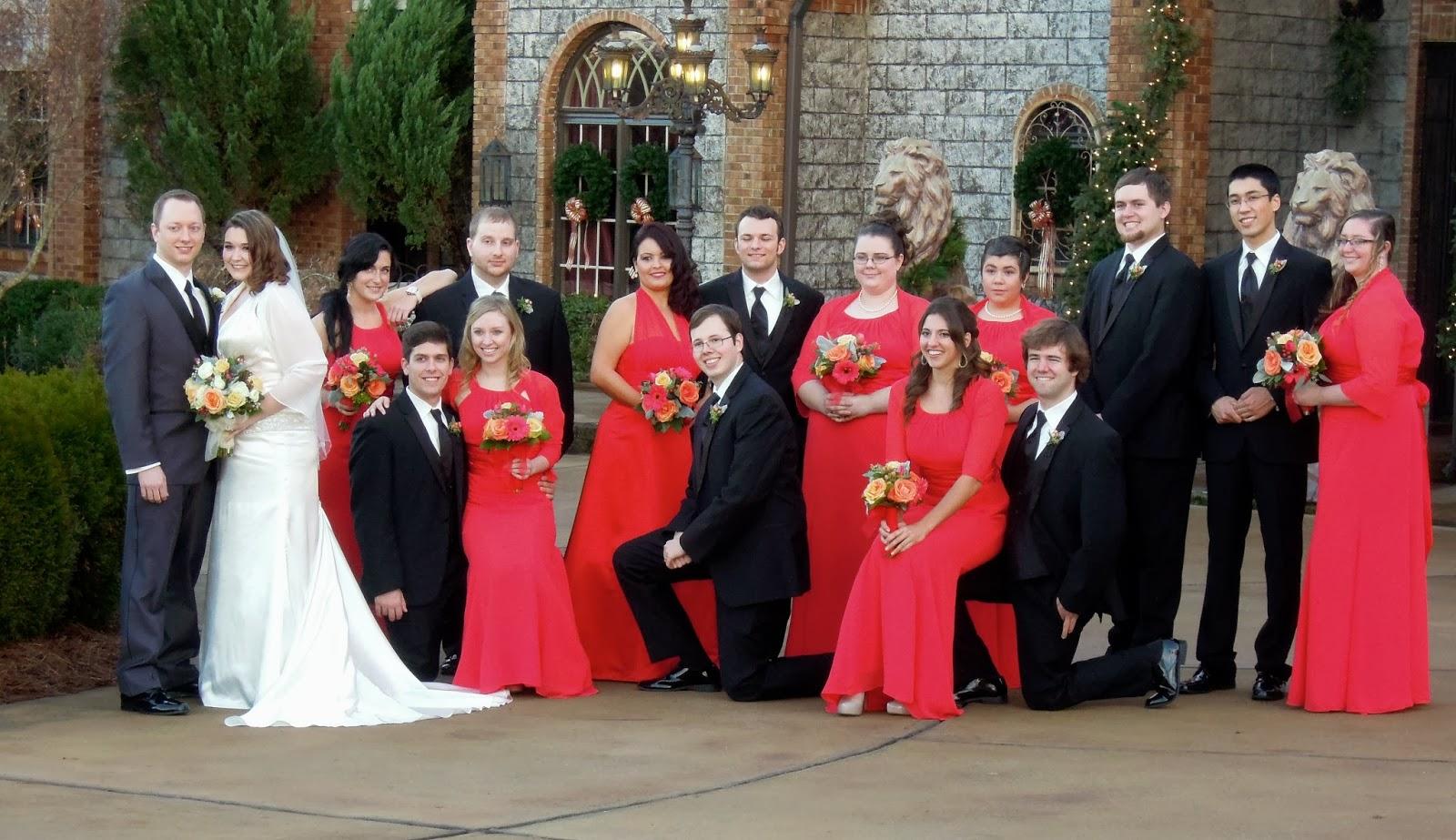 Elizabeth barclay wedding