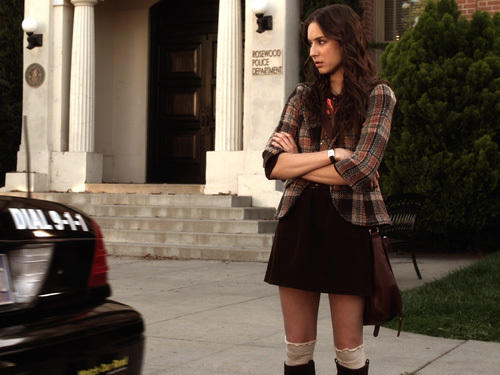 Fashion Gold Pretty Little Liars Fashion Spencer Hastings