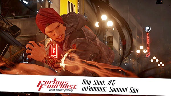 One Shot 6 - inFamous: Second Son