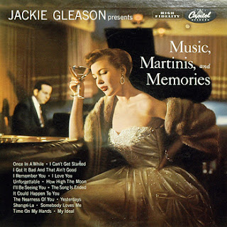 Jackie Gleason – Music, Martinis, And Memories (1954)