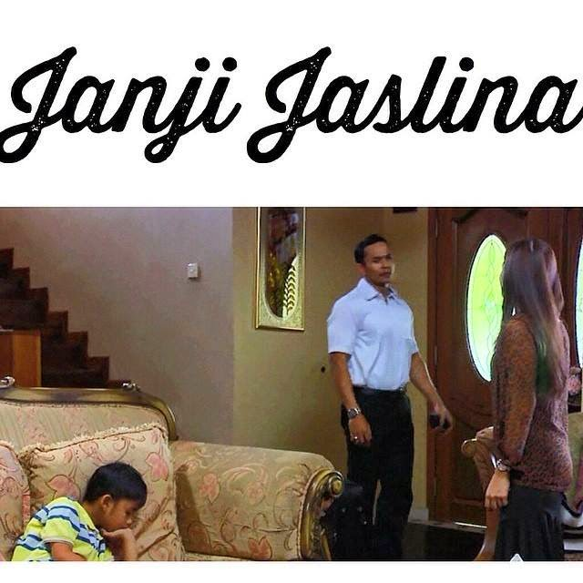 Tonton Download Drama Janji Jaslina Episod 6