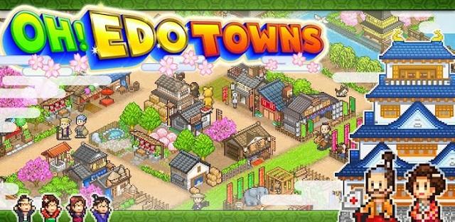 Descargar Oh! Edo Towns Android