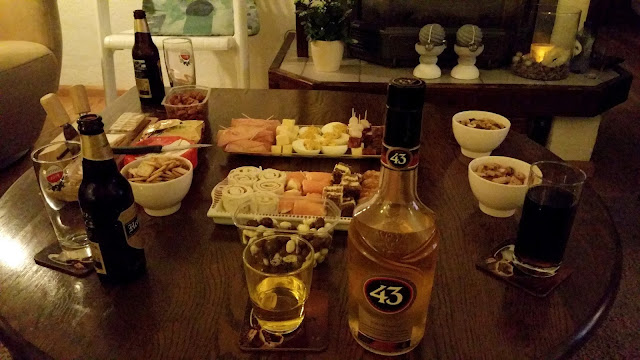 oudejaarsavond met familie