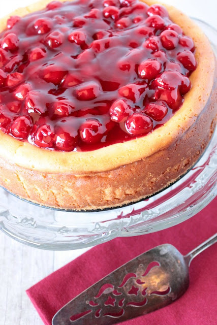 Cherry Cheesecake Recips