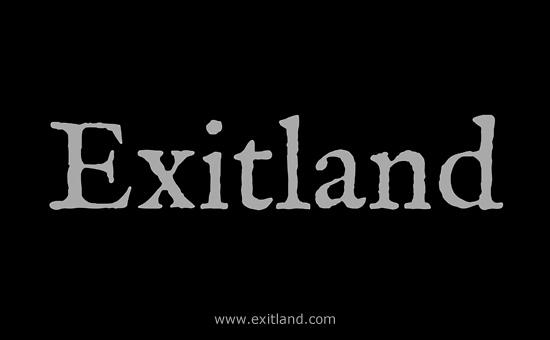 Exitland band website