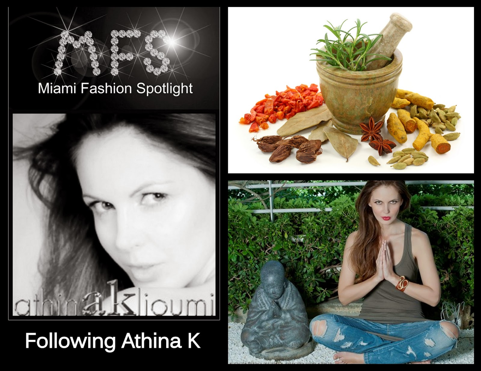 Following Athina K: Home Remedies for Viral Times