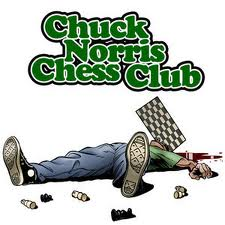chuck norris chess club
