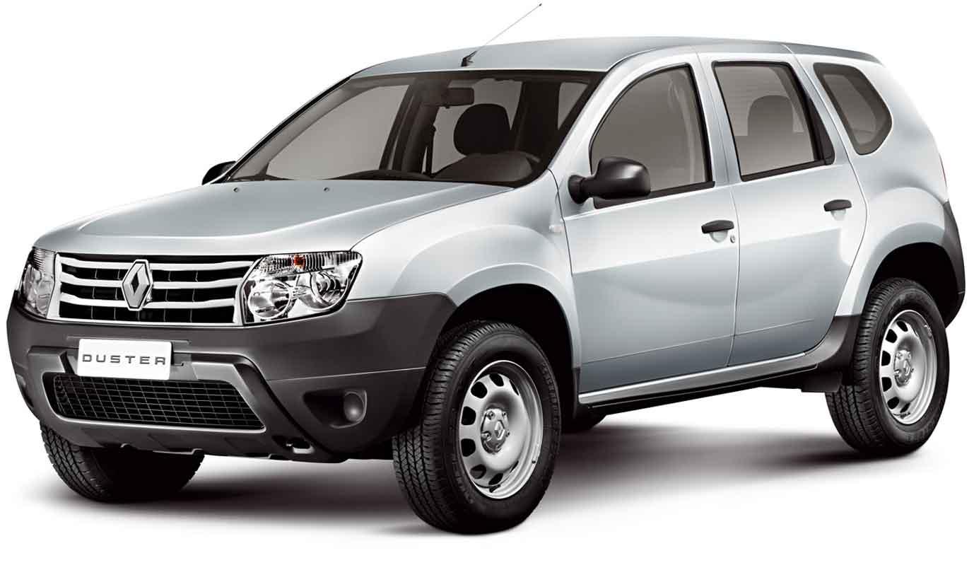 Renault Duster 2013 ahora con Airbags y Frenos ABS de serie