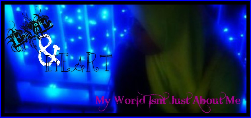 My World Isn'tJust About Me