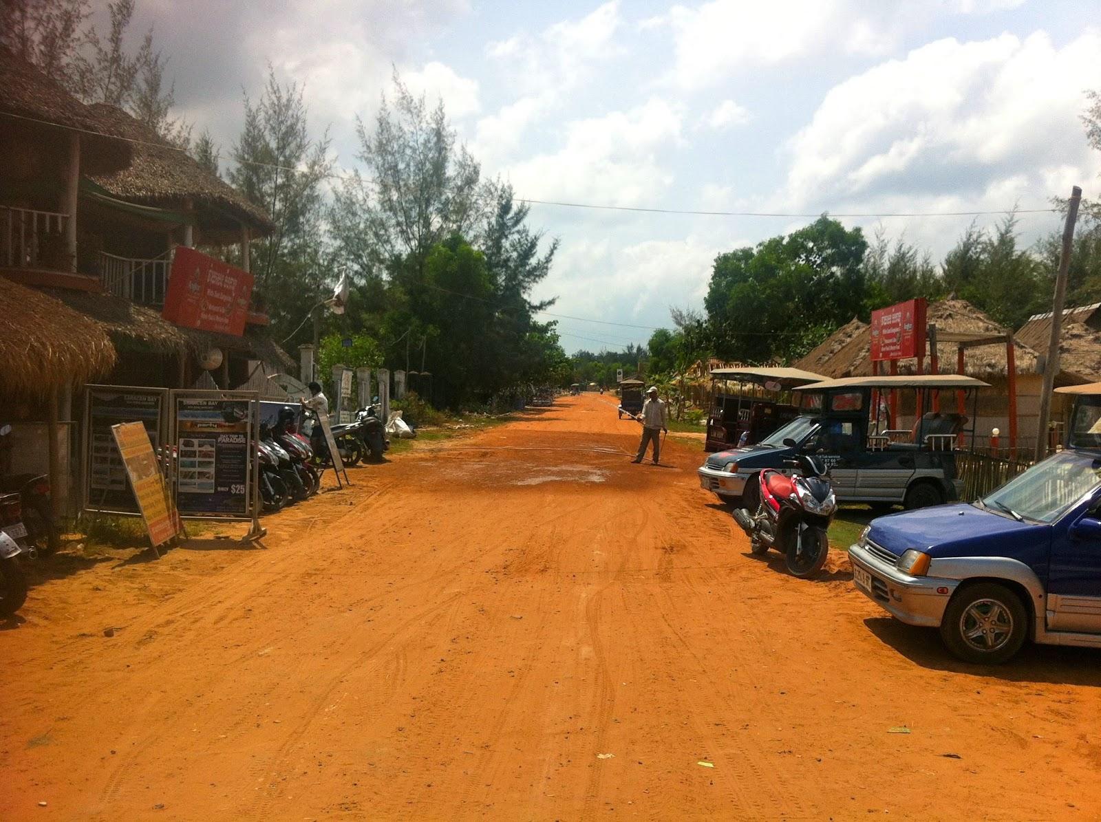 Otres Beach II, Sihanoukville, Cambodia, Southeast Asia