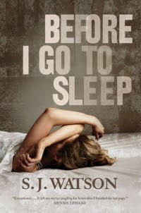 Before I Go to Sleep, a psychological thriller starring Nicole Kidman.