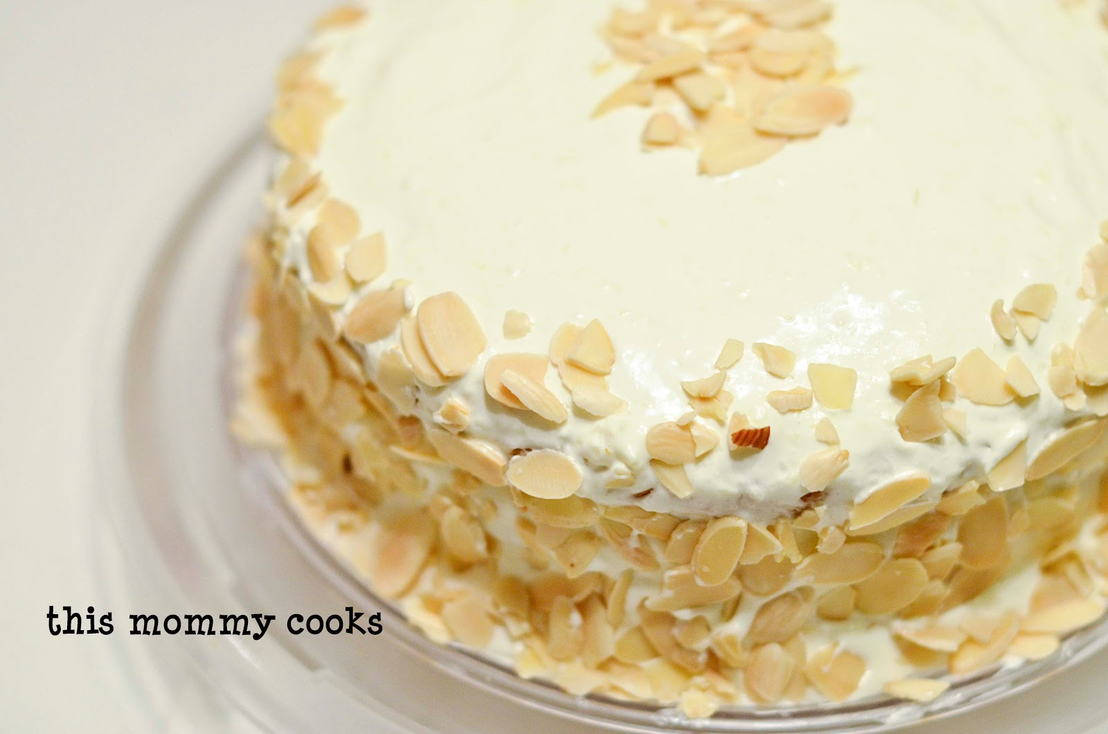 ... Carrot Cake with Whipped Cream Cheese Frosting {Sweet Treat Tuesday