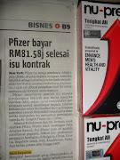 Nu-Prep 100 TERANG dan JELAS bersaintik berkriterikan WHO Jenama Malaysia No Drugs - No Corruption