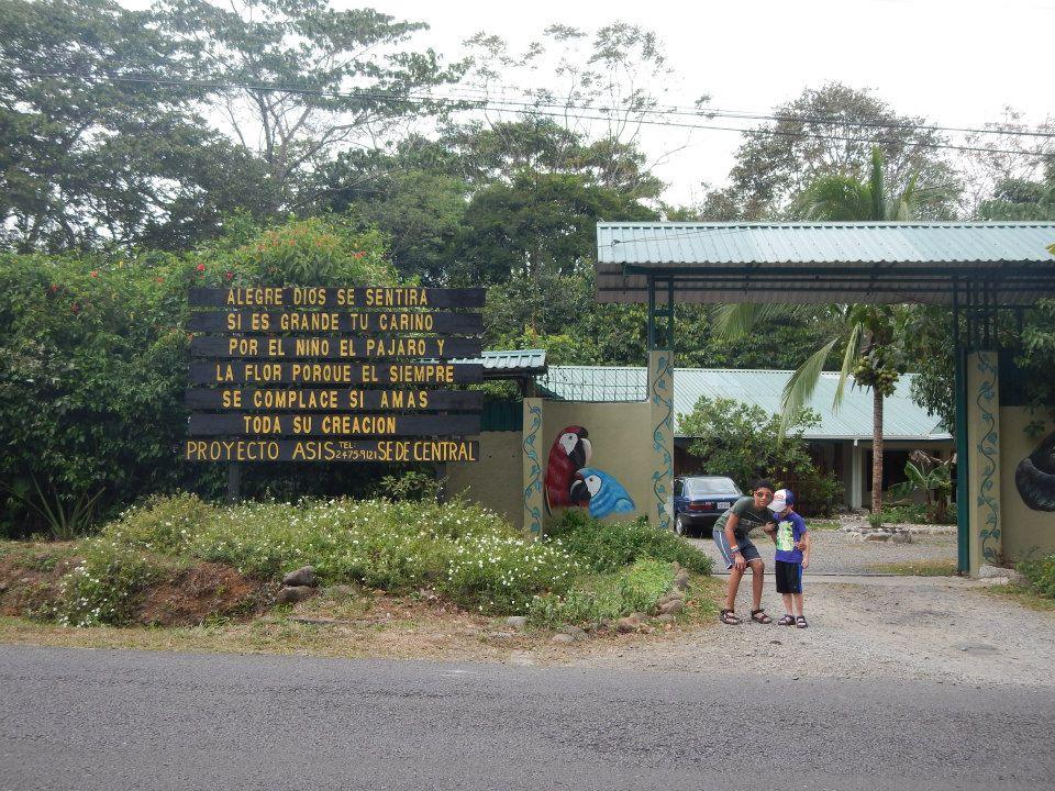 Proyecto Asis au Costa Rica: notre expérience