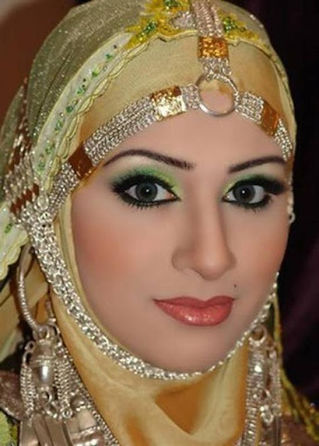 Stylish Wedding Hijab Trends