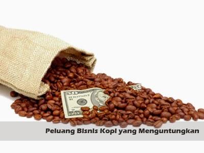 peluang bisnis kopi yang menguntungkan