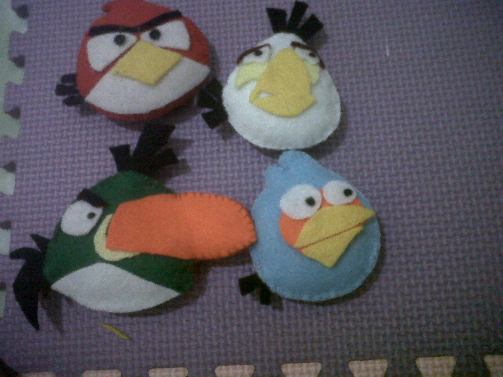 gk 5 angry bird @ rp. 4.000,-