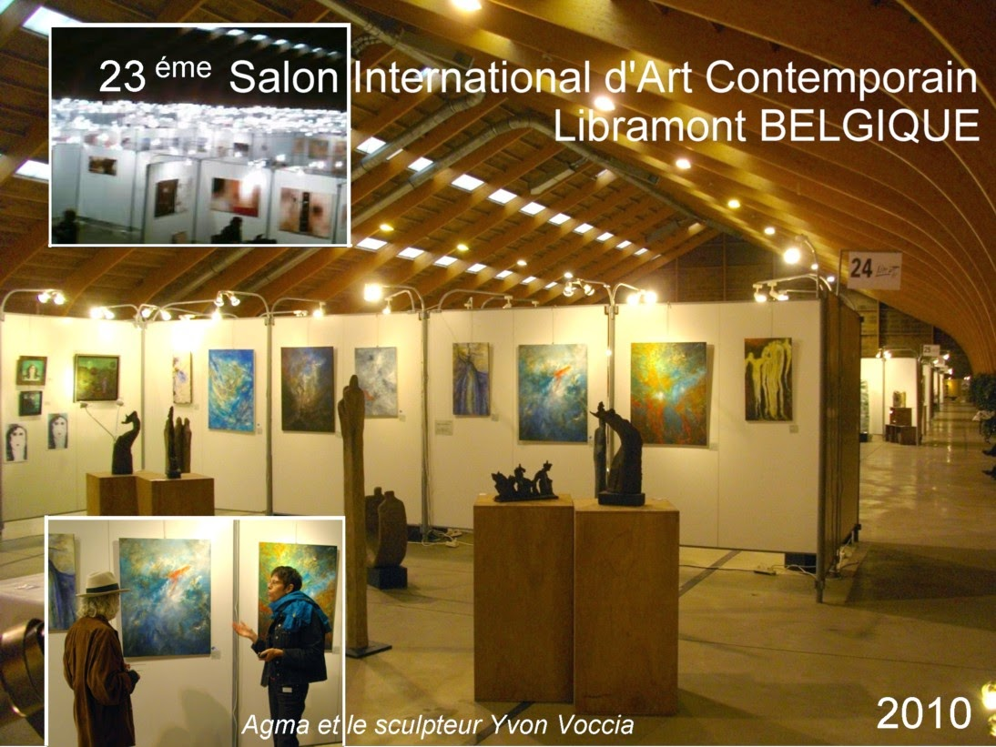 Http agma carnet de voyage for Salon international d art contemporain toulouse