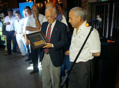 Se realizó la entrega de premios de la URT