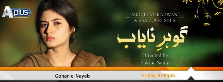 Pakistani TV Drama Gohar E Nayab Episode 11