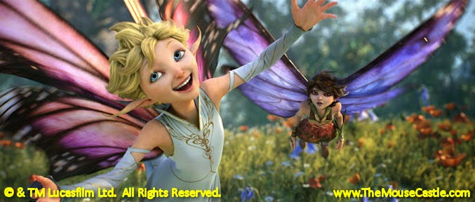Dawn and Marianne in Strange Magic