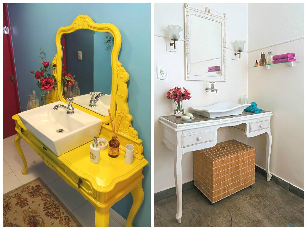 Decoração para banheiros Mera Confusão #BF9A0C 1024x768