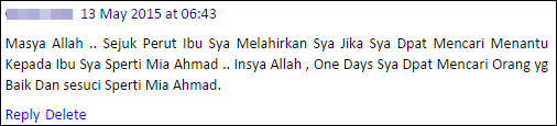 Peminat misteri nak cari calon isteri seperti Mia Ahmad (Yuhanis), cari menantu untuk ibu secantik Mia Ahmad, Mia Ahmad jadi calon bini, gambar cantik Mia Ahmad bertudung, drama terbaru ganti drama Hati Perempuan di slot Akasia TV3 iaitu drama Dia Isteri Luar Biasa