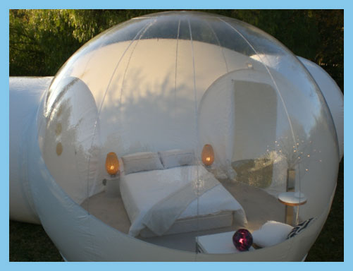 Amazing World Amp Fun Casa Bubble House For Outdoor Visuals