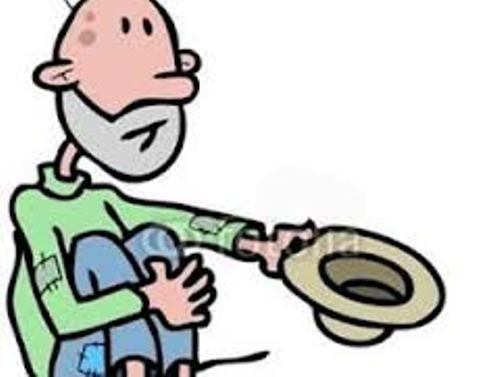 Một thứ mà cả phú ông và lão ăn mày đều cần, là gì?